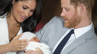 Τι σημαίνουν τα ονόματα που έδωσαν στο μωρό τους ο Χάρι και η Μέγκαν