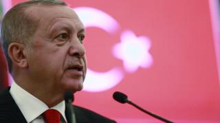 Ερντογάν: Ετοιμαστείτε για στρατιωτική επιχείρηση στη Μανμπίζ