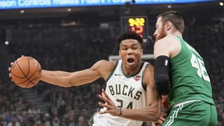 NBA: Στον τελικό της Ανατολής οι Μπακς με οδηγό τον Αντετοκούνμπο