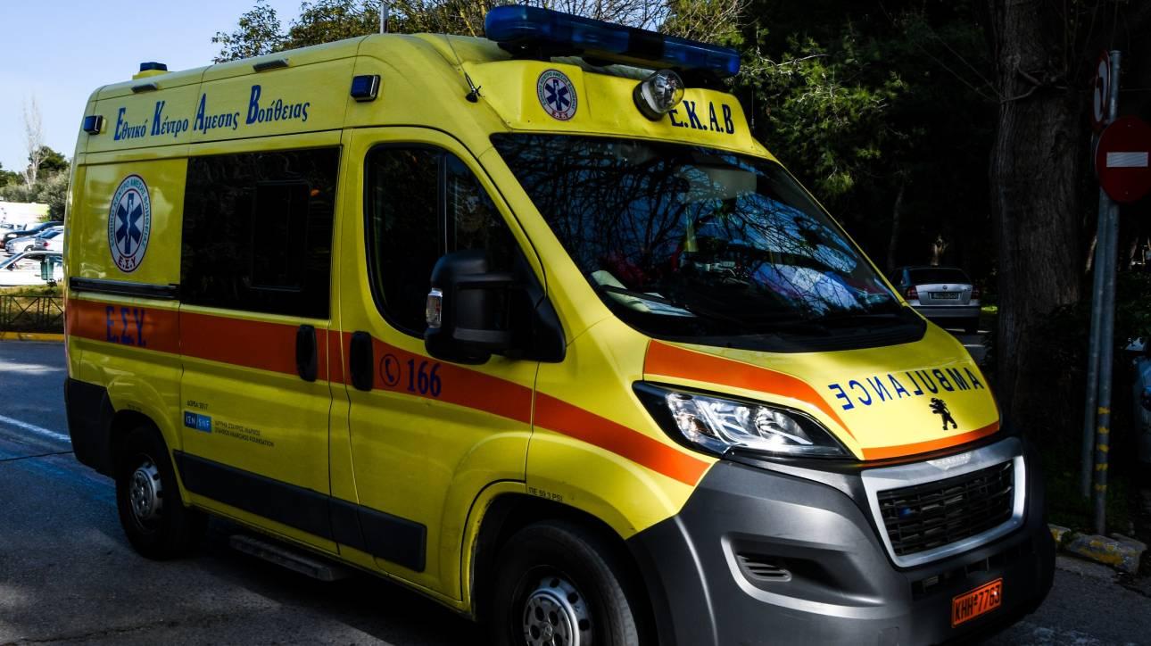 Σοβαρό τροχαίο στην Πατησίων: Αυτοκίνητο παρέσυρε δύο γυναίκες