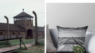 Φούστες, μαξιλάρια και τσάντες με εικόνες από το Άουσβιτς προκαλούν οργή και αντιδράσεις