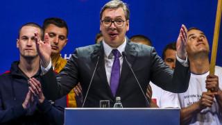 Βούτσιτς: Θάτσι και Ράμα προετοιμάζουν τη δημιουργία της Μεγάλης Αλβανίας