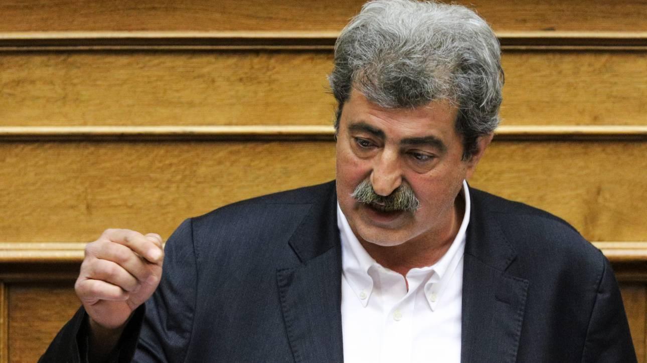 Βουλή: Η απάντηση του Πολάκη στη σφοδρή επίθεση της αντιπολίτευσης για τον Κυμπουρόπουλο