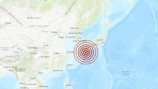 Σεισμός 6,3 Ρίχτερ συγκλόνισε την Ιαπωνία