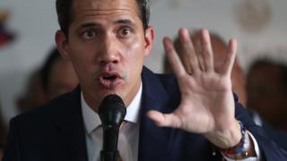 Βενεζουέλα: Ο Γκουαϊδό ίσως ζητήσει αμερικανική στρατιωτική επέμβαση