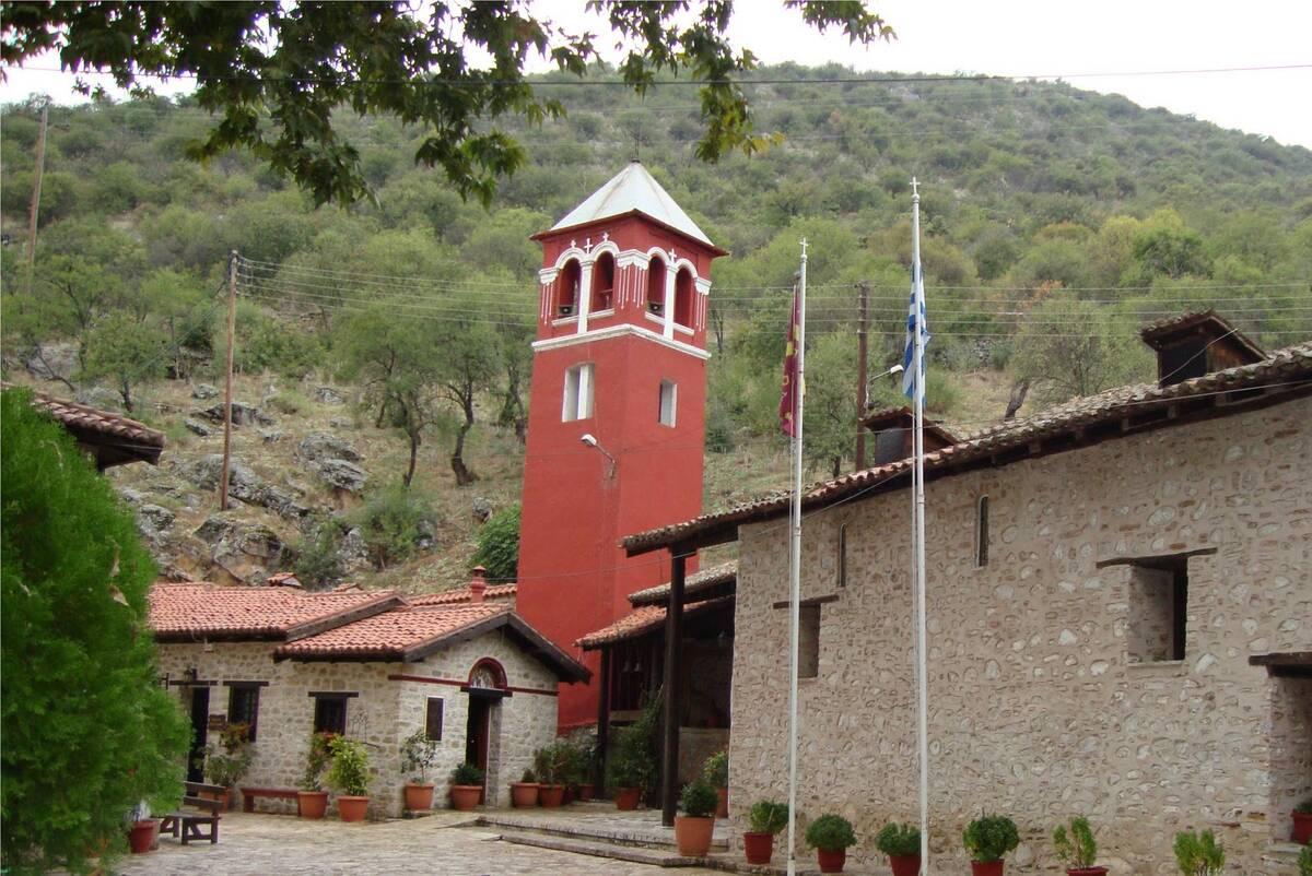 Μοναστήρι της Παναγίας της Μαυριώτισσας