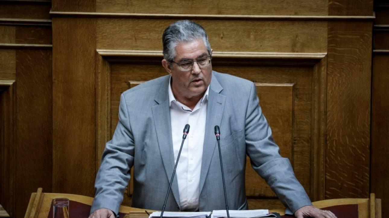 «Όχι» από το ΚΚΕ στην ψήφο εμπιστοσύνης στην κυβέρνηση