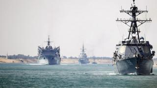 Οι ΗΠΑ δεν αποκλείουν την αποστολή αεροπλανοφόρου στα Στενά του Ορμούζ