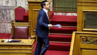 Ψήφος εμπιστοσύνης: «Ο Μητσοτάκης πήγε για μαλλί και βγήκε κουρεμένος», είπε ο Τσίπρας