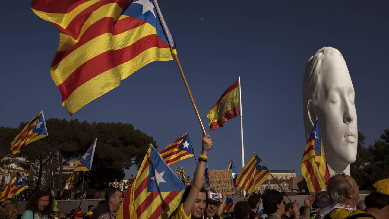 Για πρώτη φορά από το 2017 οι Καταλανοί τάσσονται κατά της ανεξαρτησίας