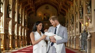 Η Μέγκαν Μαρκλ ονόμασε Άρτσι το βασιλικό μωρό από το χοντρό γάτο της;