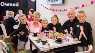 Ρεκόρ βασιλικών ονομάτων για μια οικογένεια με τέσσερα παιδιά
