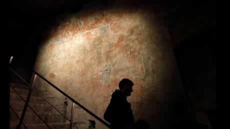 Ιταλία: Ανακάλυψαν «μυστική» αίθουσα στο ανάκτορο του Νέρωνα