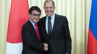 Απροσπέλαστες οι διαφορές για την επίτευξη Συνθήκης Ειρήνης ανάμεσα σε Τόκιο και Μόσχα