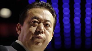Κίνα: Για δωροληψία και κατάχρηση εξουσίας κατηγορείται ο πρώην επικεφαλής της Interpol