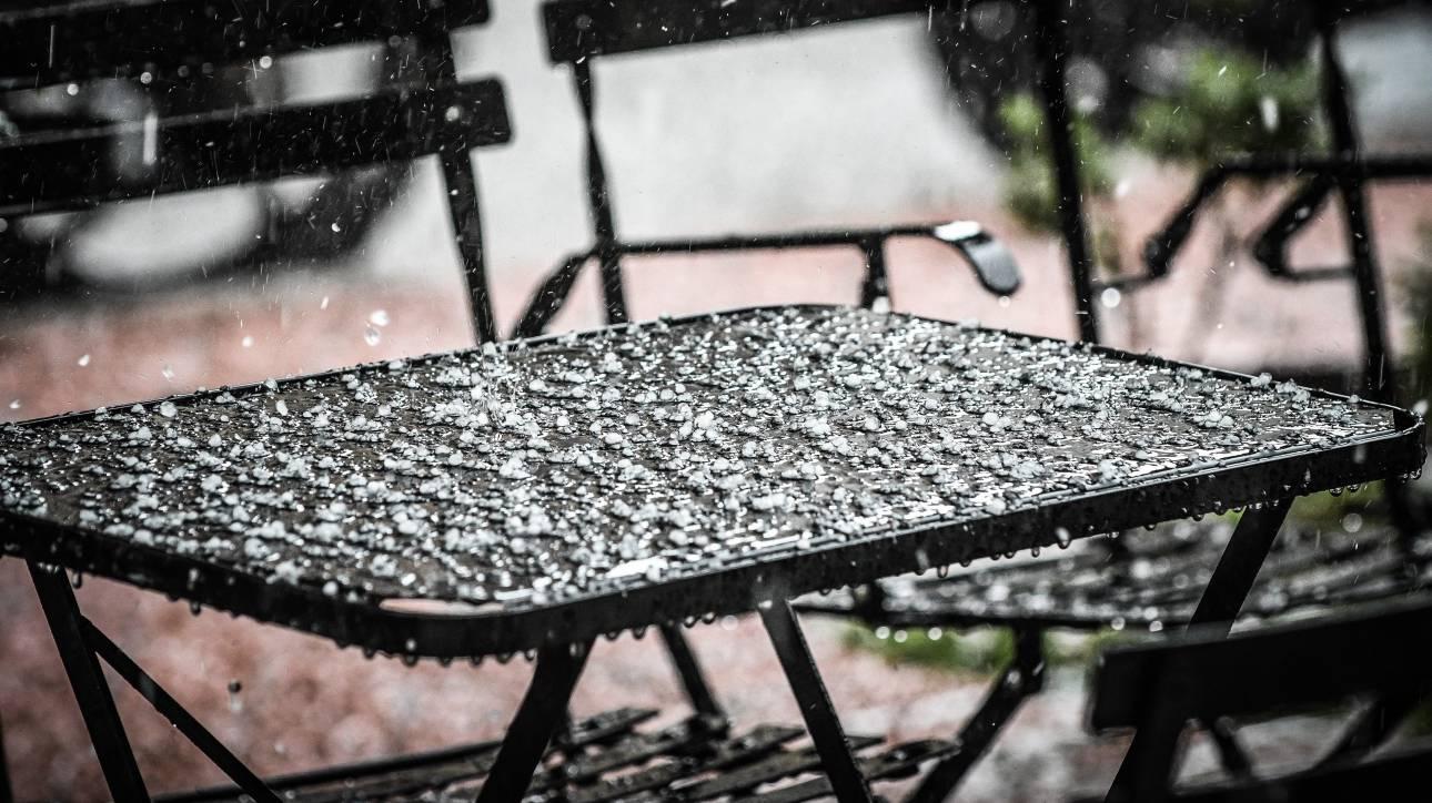Έκτακτο δελτίο επιδείνωσης καιρού: Έρχονται βροχές, καταιγίδες και χαλαζοπτώσεις