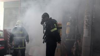 Συναγερμός στη Θεσσαλονίκη: Πυρκαγιά σε διαμέρισμα – Απεγκλωβίστηκαν πέντε άτομα
