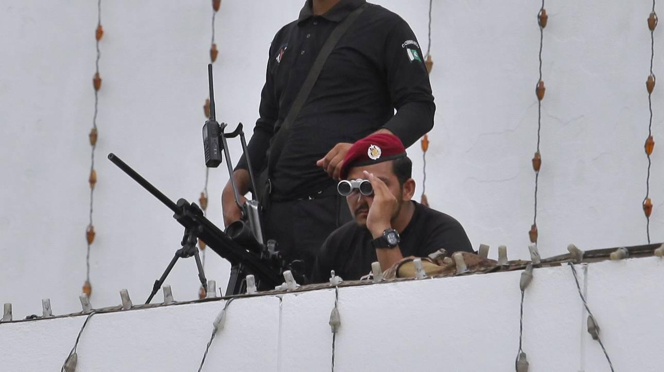 Πακιστάν: Εισβολή ενόπλων σε ξενοδοχείο