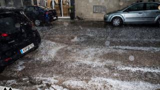 Αλλάζει το σκηνικό του καιρού: Έρχονται βροχές, καταιγίδες και… χαλάζι