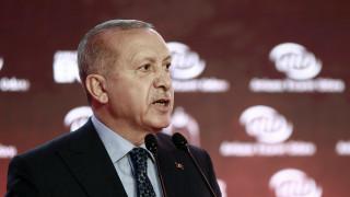 Ερντογάν σε ΗΠΑ: Η Τουρκία δεν είναι αποικία κανενός, ούτε υπό την προστασία κανενός