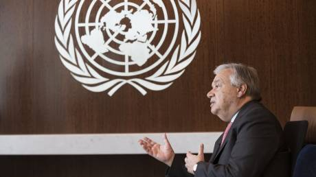 ΟΗΕ: Η κλιματική αλλαγή εντείνεται, η πολιτική βούληση υποχωρεί