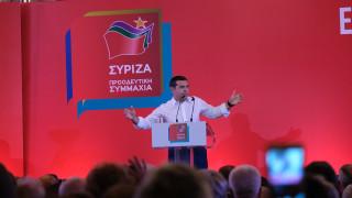 Τσίπρας: Ο Μητσοτάκης με αυτά που προτείνει μας οδηγεί στον 18ο αιώνα