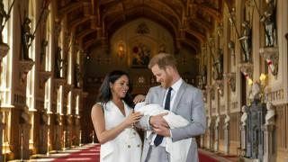 Ο πρίγκιπας Χάρι και η Δούκισσα Μέγκαν απέτισαν φόρο τιμής στις μητέρες όλου του κόσμου