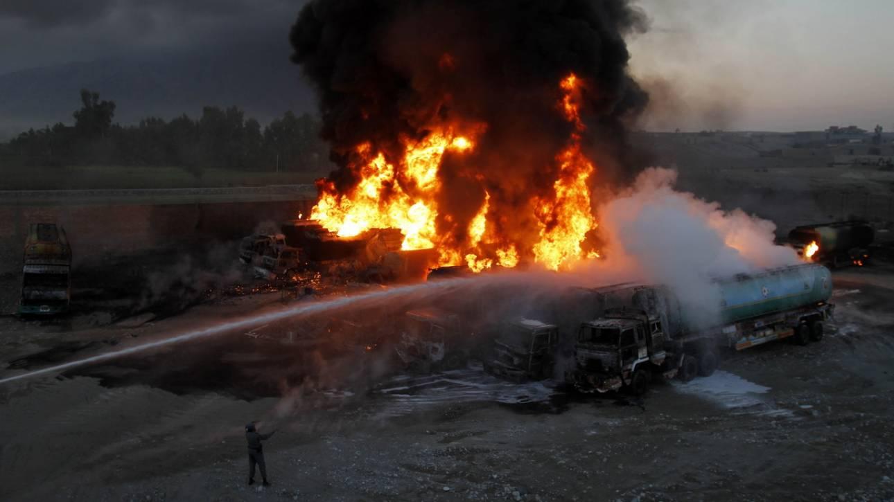 Τριήμερο πένθος στο Νίγηρα: 76 νεκροί από έκρηξη βυτιοφόρου