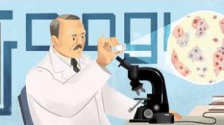 Γεώργιος Παπανικολάου: Η Google τιμά με το Doodle της τον μεγάλο Έλληνα ιατρό