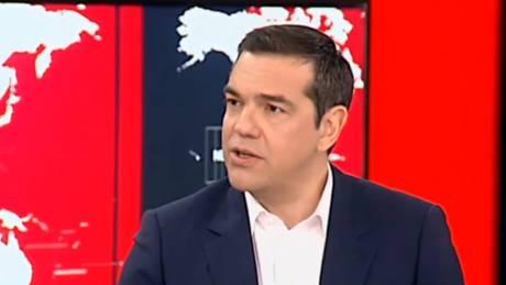 Τσίπρας στον Alpha: Ο Μητσοτάκης τo «τερμάτισε» με το 7ήμερο – Τον Οκτώβριο οι εθνικές εκλογές