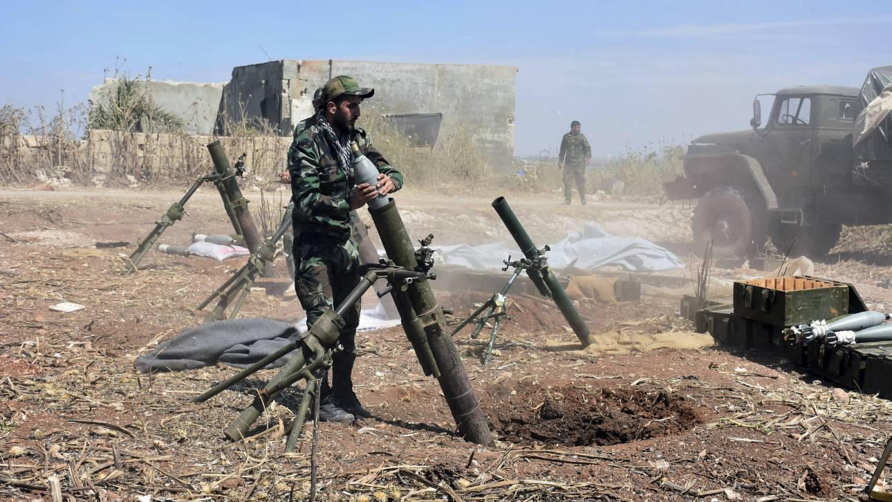 Συρία: «Αναζωπυρώθηκαν» οι μάχες με τους τζιχαντιστές – Δεκάδες νεκροί