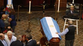 Αργεντινή: Πέθανε ο βουλευτής στόχος μαφιόζικης επίθεσης - Την «πλήρωσε» για τη σχέση συνεργάτη του