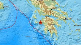 Ηλεία: Νέος σεισμός 4,6 Ρίχτερ κοντά στην Αμαλιάδα