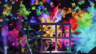 Eurovision 2019: Η τελετή έναρξης και η απίστευτη ερώτηση στην Κατερίνα Ντούσκα