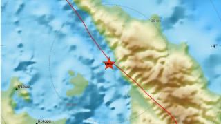 Ισχυρός σεισμός στην Παπούα Νέα Γουϊνέα - Προειδοποίηση για τσουνάμι