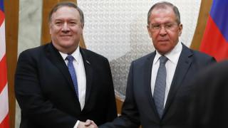 Συμφωνία Λαβρόφ - Πομπέο για εξομάλυνση των σχέσεών τους