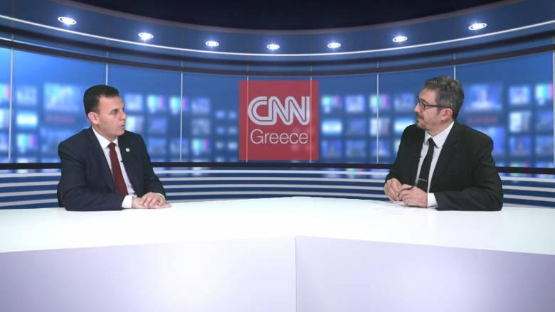 Γιώργος Καραμέρος: Θα βγάλουμε το Μαρούσι από την μεταολυμπιακή στασιμότητα