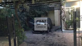 Η ΕΣΗΕΑ καταδικάζει την εμπρηστική επίθεση κατά της Μίνας Καραμήτρου
