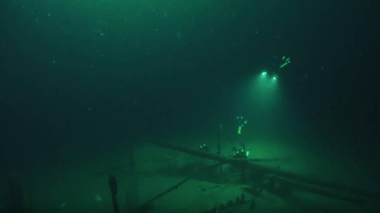 Ένα ναυάγιο του 19ου αιώνα κρύβει έργα αξίας εκατομμυρίων