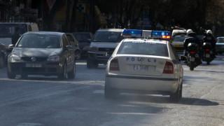Καταδίωξη στις Σέρρες: Εμβόλισαν αυτοκίνητο της Αστυνομίας και πήδηξαν στο ποτάμι