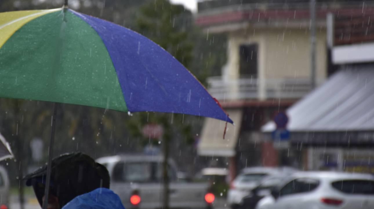 Καιρός: Νέο 24ωρο κακοκαιρίας - Ποιες περιοχές θα «χτυπηθούν» από καταιγίδες την Τετάρτη