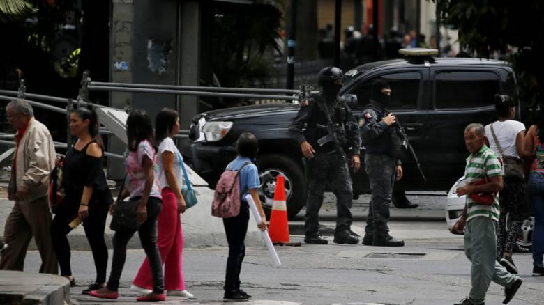 Βενεζουέλα: «Οι μυστικές υπηρεσίες μας απέκλεισαν από τη βουλή» καταγγέλλει η αντιπολίτευση
