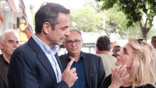 Λάρισα: Τις εκδηλώσεις για την γιορτή του Αγίου Αχιλλίου παρακολούθησε ο Μητσοτάκης