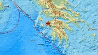 Ηλεία: Σεισμός 3,7 Ρίχτερ κοντά στην Ανδραβίδα