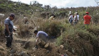 Μεξικό: Εντοπίστηκαν 222 μυστικοί ομαδικοί τάφοι με 337 πτώματα