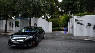 Ο Ρουβίκωνας ανέλαβε την ευθύνη για την καταδρομική επίθεση στο σπίτι του Αμερικανού πρέσβη