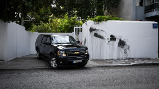 To ΥΠΕΞ καταδικάζει την επίθεση στο σπίτι του Αμερικανού πρέσβη – Επικοινωνία Κατρούγκαλου με Πάιατ