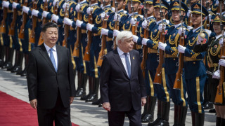 Παυλόπουλος από Κίνα: Να μας επιστραφούν τα γλυπτά του Παρθενώνα
