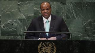 Χαμός στη Σουαζιλάνδη: Fake news για τη «διαταγή πολυγαμίας» του βασιλιά απογοήτευσε τους άνδρες