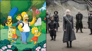 Οι Simpsons «ξαναχτυπούν»: Τι προέβλεψαν το 2017 για το Game of Thrones